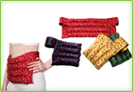 Herbal Heat Packs for Waist and Abdominal Use