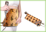 Herbal Super Heater for Waist and Abdominal Use(also for steaming use)